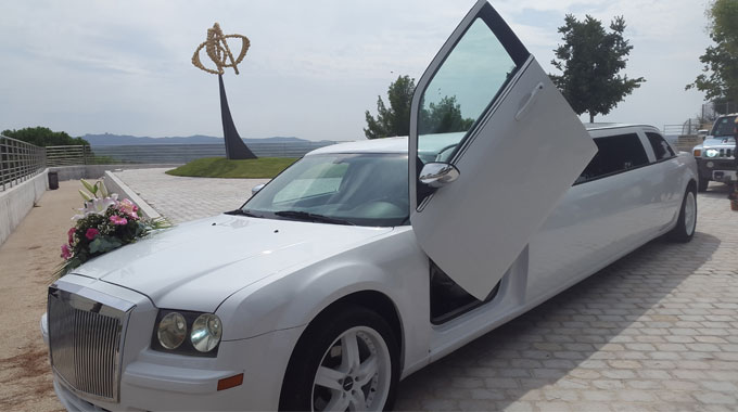 Locationlimousine de luxe